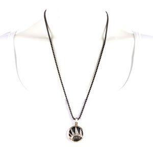 Women's Unisex David Yurman pendant necklace.